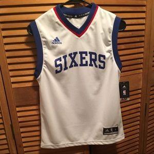 Adidas NBA Sixers Jersey